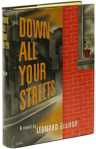 Down All Your Streets. SOCIAL FICTION, Leonard BISHOP.