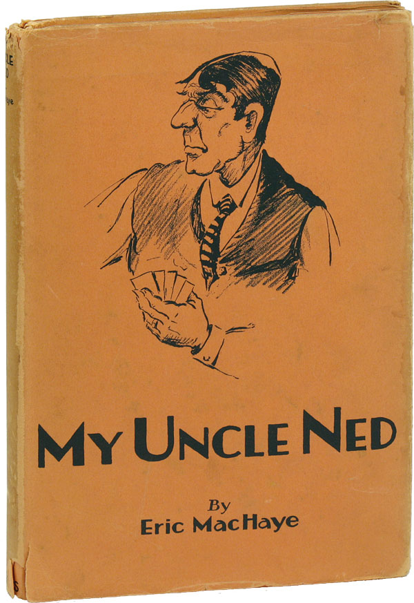 My Uncle Ned. Illustrated by Harrison Gurnee. SOCIAL FICTION, Eric MACHAYE, GREAT DEPRESSION.