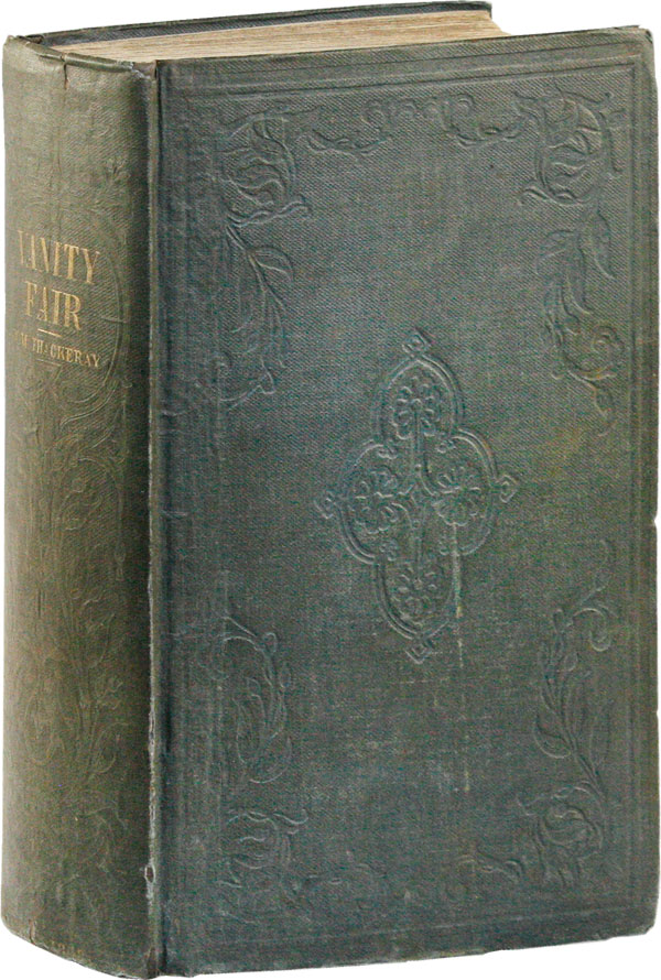 vanity fair a novel without a william makepeace thackeray uk edition