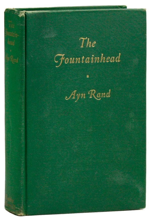 The Fountainhead. Ayn RAND.