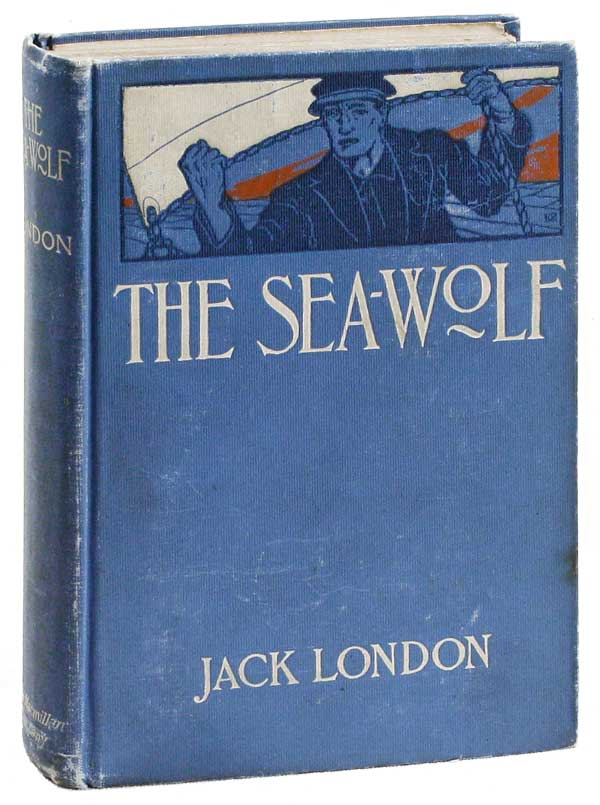 The Sea-Wolf. Jack LONDON.