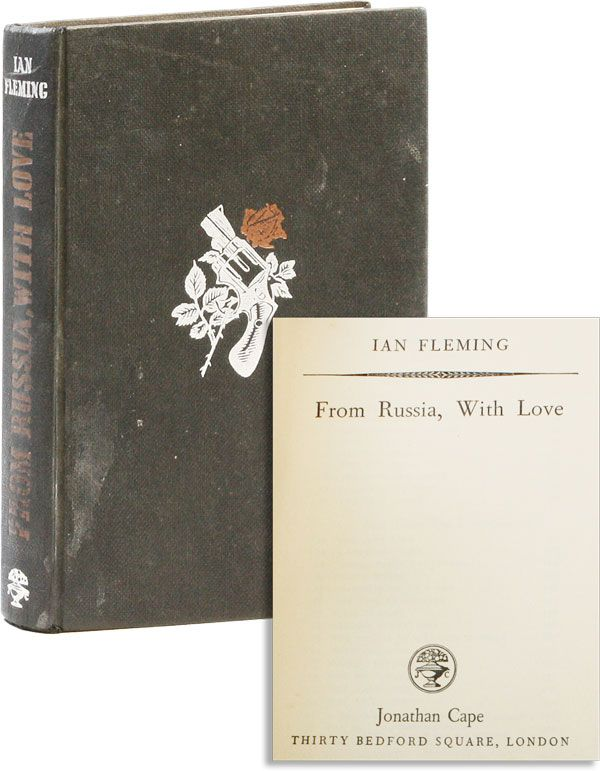From Russia, With Love. Ian FLEMING.
