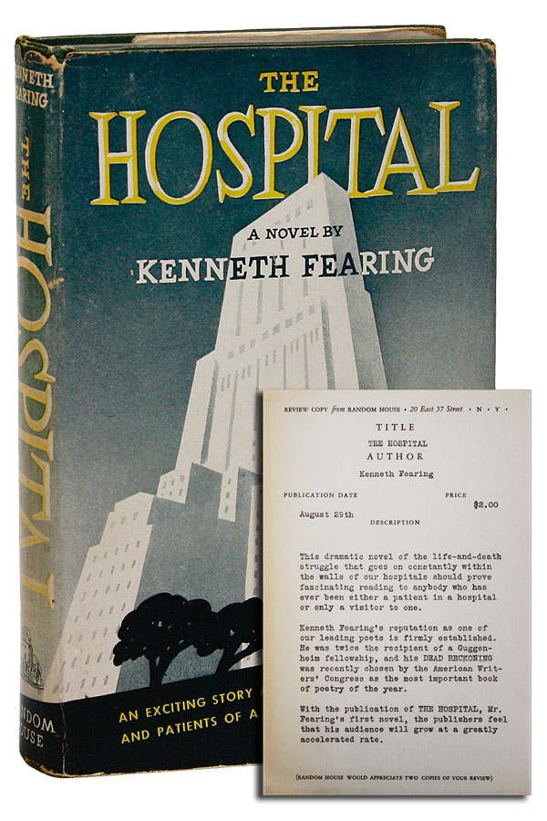 The Hospital. Kenneth FEARING.