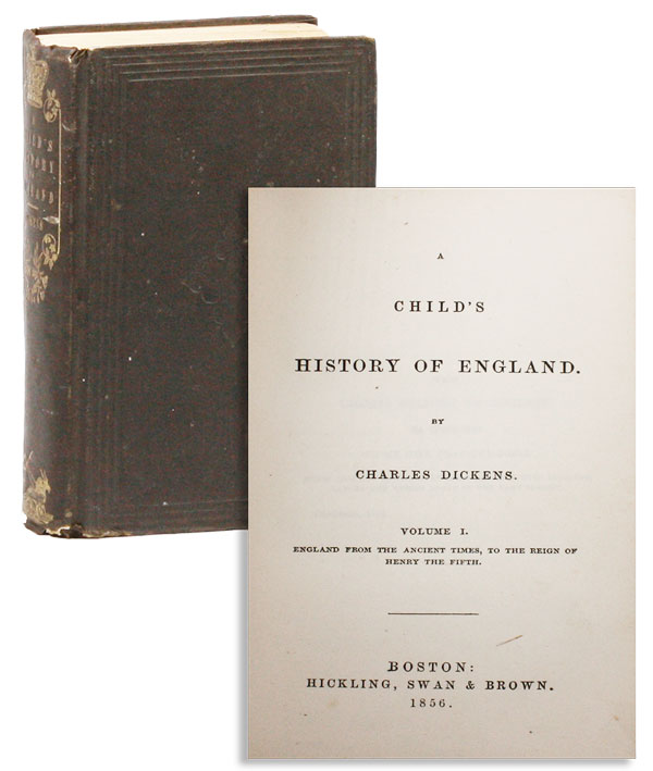 A Child's History of England. Charles DICKENS.