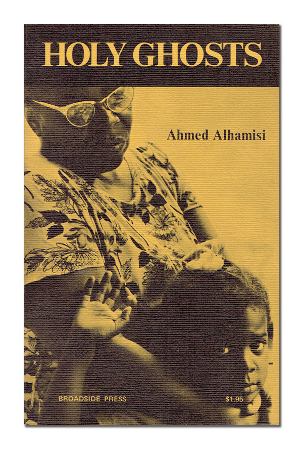 Holy Ghosts. Ahmed Akinwole ALHAMISI.
