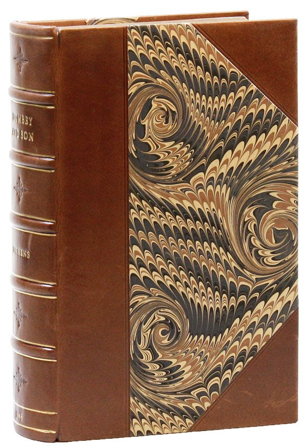 Dombey and Son [Extra-Illustrated]. Charles DICKENS, H K. Browne.