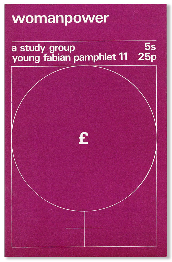 Womanpower: A Study Group [cover title]. YOUNG FABIAN GROUP, contributor Frances Stewart.