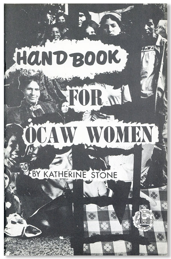 Handbook For OCAW Women. Katherine STONE.