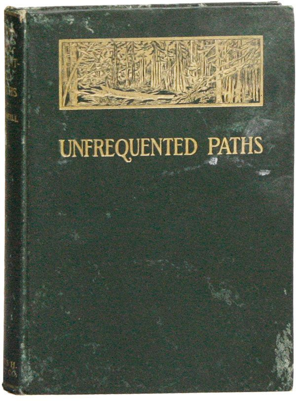 Unfrequented Paths: Songs of Nature, Labor and Men. RADICAL, PROLETARIAN LITERATURE.