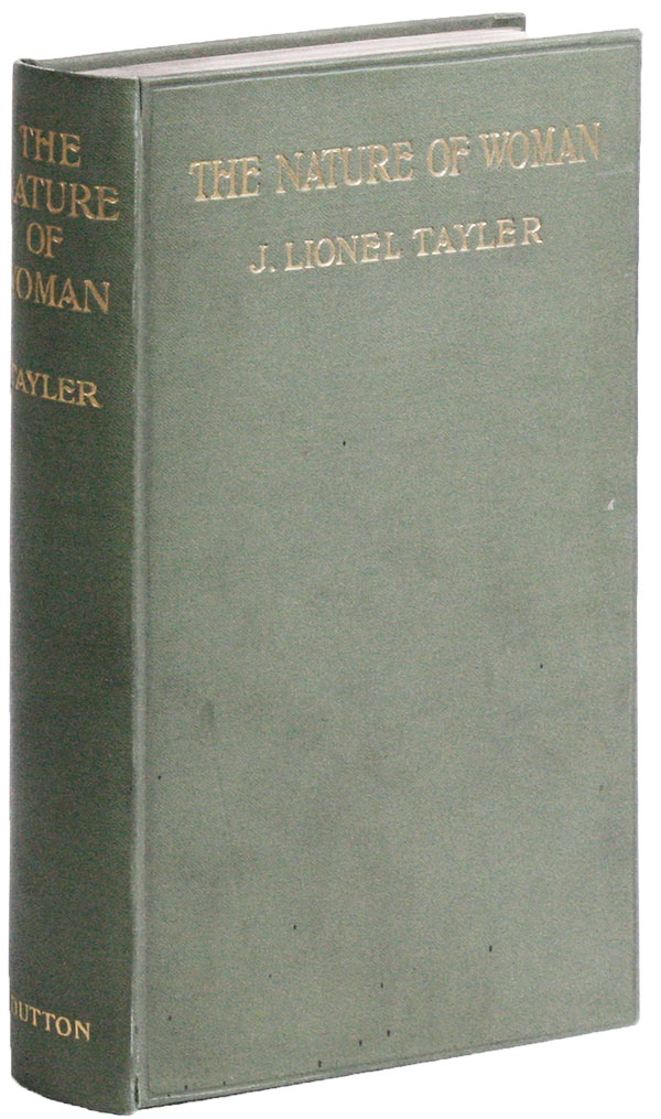 The Nature of Woman. J. Lionel TAYLER.