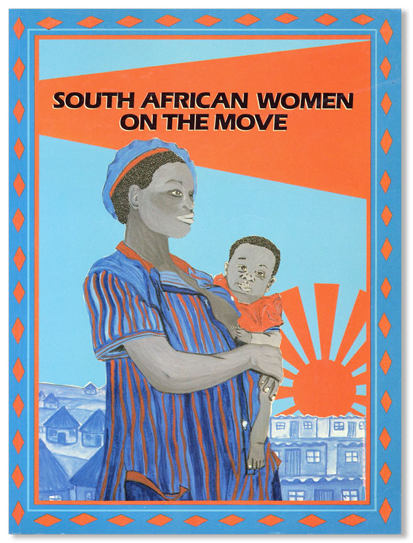 South African Women On the Move. Jane BARRETT.