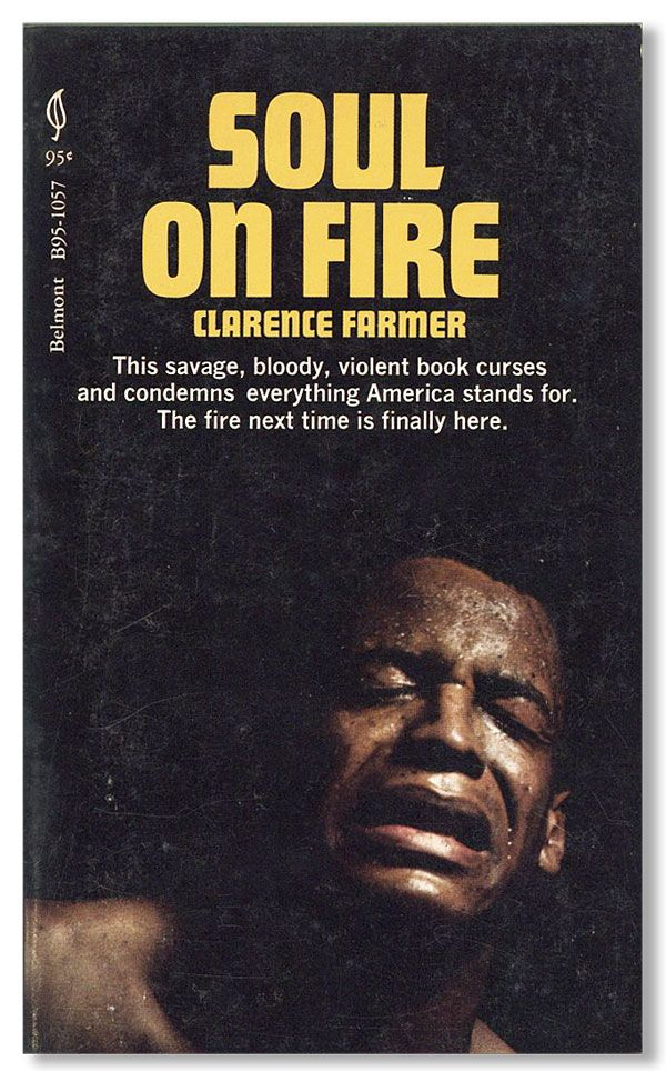 Soul On Fire. Clarence FARMER.