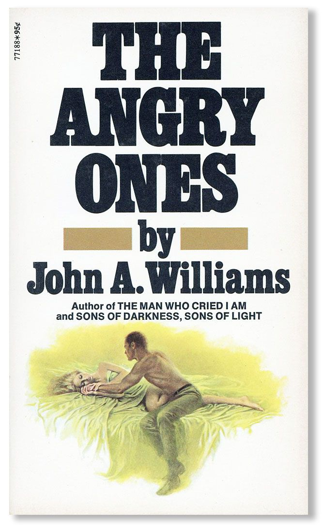The Angry Ones. John A. WILLIAMS.