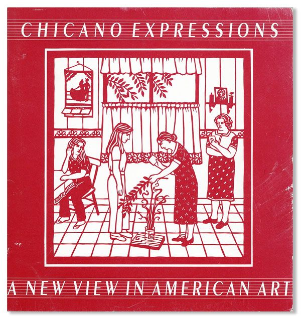 Chicano Expressions: A New View in American Art, April 14 - July 31, 1986. Inverna LOCKPEZ.