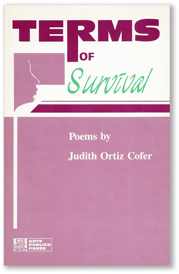 Terms of Survival: Poems. Judith Ortiz COFER.