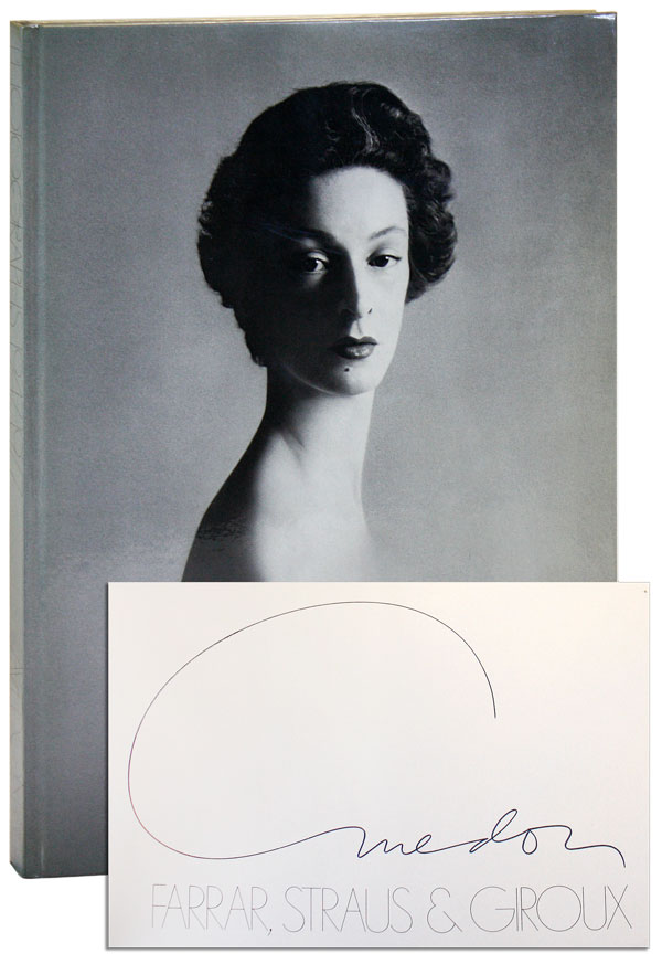 Photographs 1947-1977 [Signed]. Richard AVEDON, Harold BRODKEY, photographs, essay.