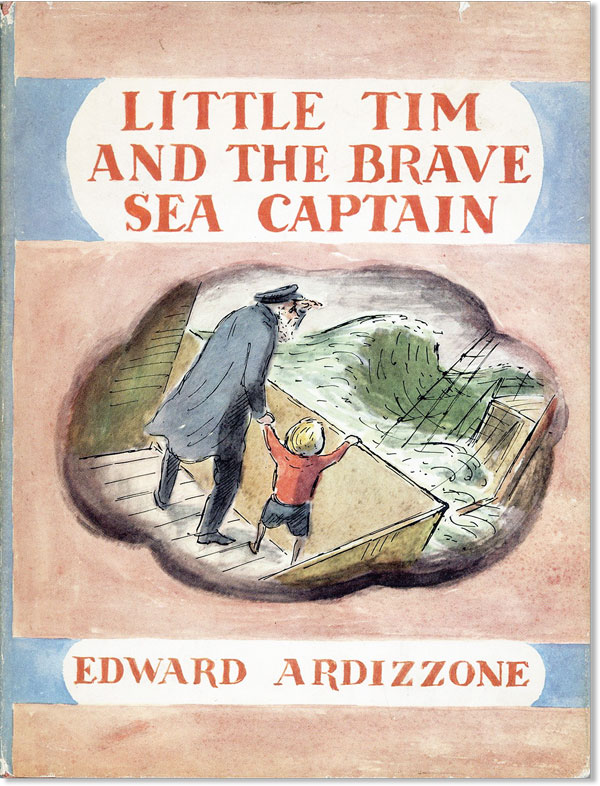 Little Tim and the Brave Sea Captain. Edward ARDIZZONE.