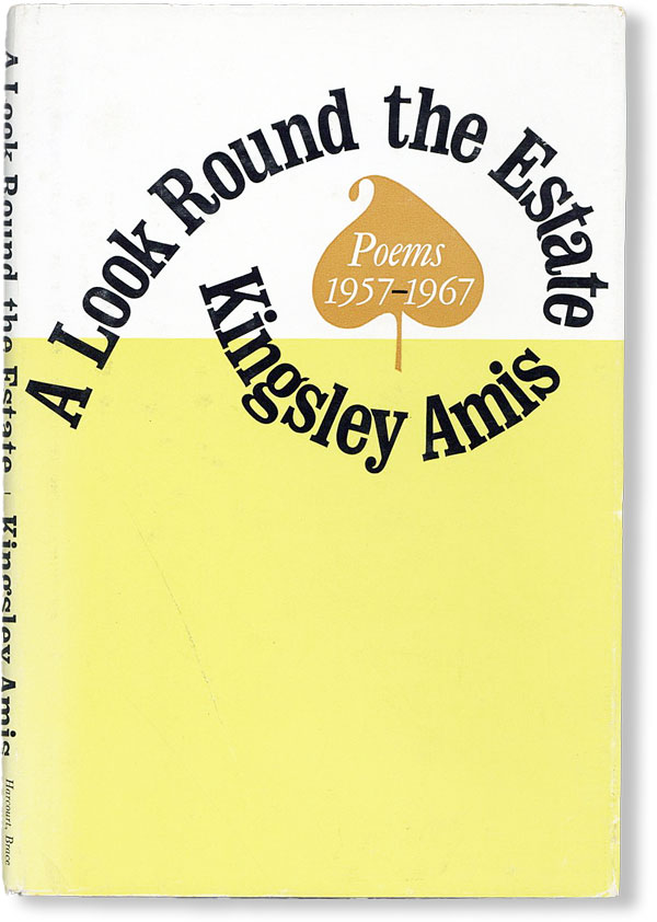 A Look Round the Estate: Poems 1957-1967. Kingsley AMIS.