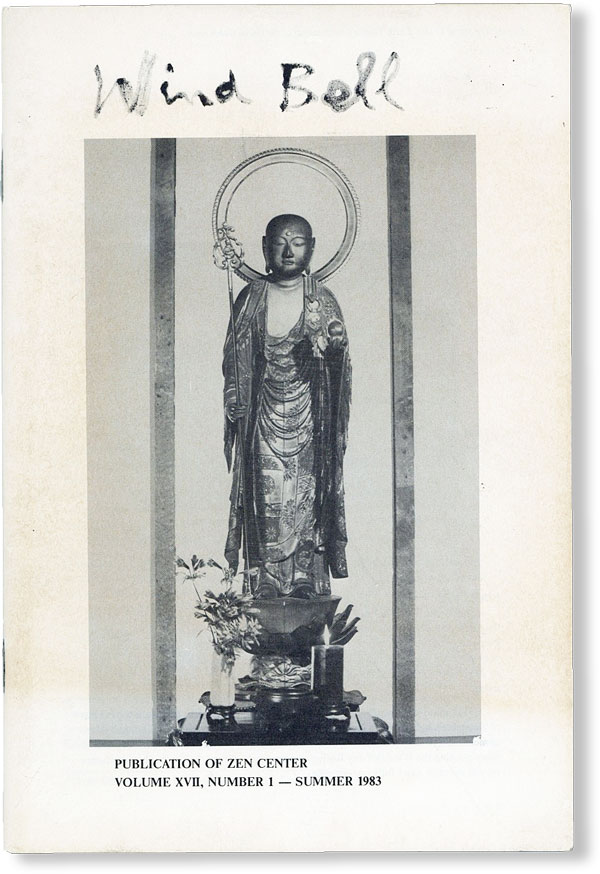 Wind Bell, Vol. XVII, no. 1, Summer, 1983. BUDDHISM, Peter BAILEY, eds.