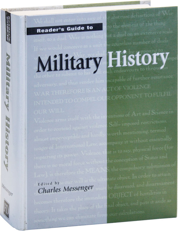 Reader's Guide to Military History. Charles MESSENGER.