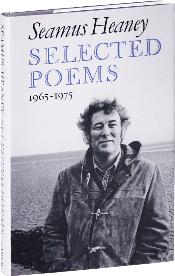 Selected Poems 1965-1975. Seamus HEANEY.