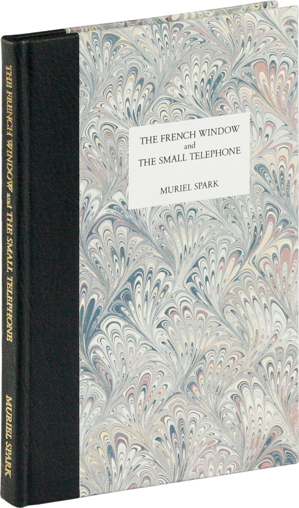 The French Window and The Small Telephone [Limited Edition, Signed]. Muriel SPARK, Penelope JARDINE, stories, illustrations.