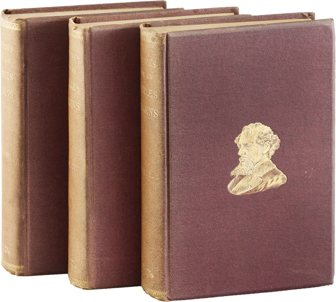 The Life of Charles Dickens. John FORSTER.