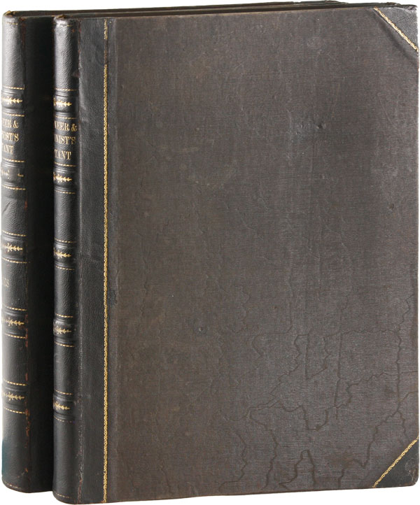 The Engineer and Machinist's Assistant: A Series of Plans, Sections, and Elevations, of Stationary, Marine, and Locomotive Engines, Water Wheels, Spinning Machines, Tools, etc., etc., Taken from Machines of Approved Construction. David SCOTT.