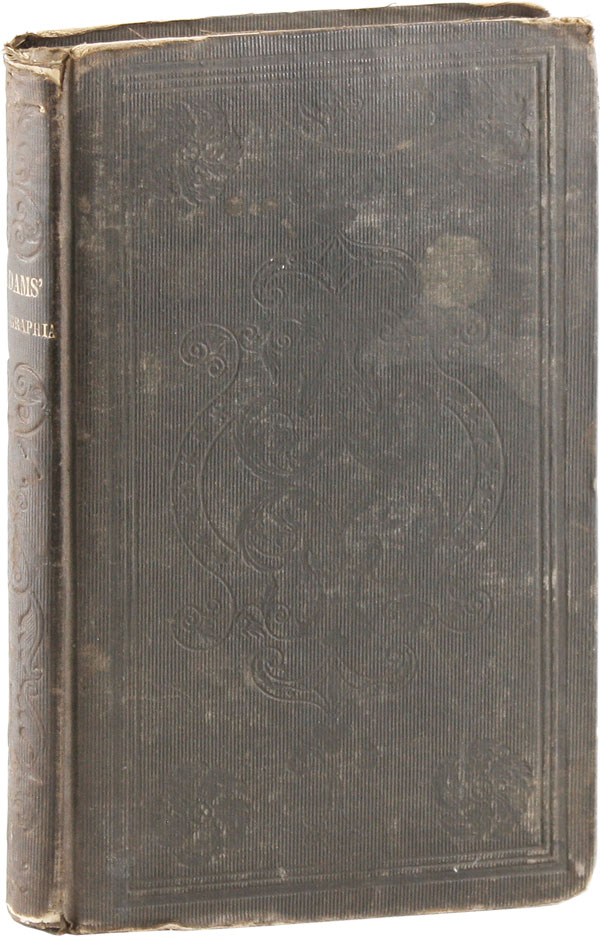 Typographia: Or the Printer's Instructor; A Brief Sketch of the Origin, Rise, and Progress of the Typographic Art, with Practical Directions for Conducting Every Department in an Office, Hints to Authors, Publishers, &c. Thomas F. ADAMS.