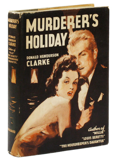 Murderer's Holiday