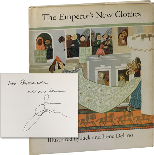 The Emperor's New Clothes. Jack and Irene DELANO