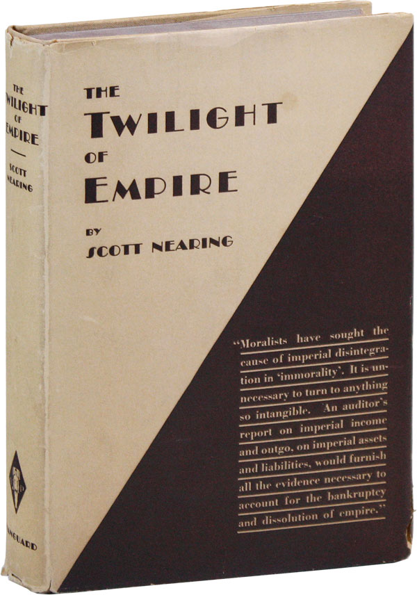 The Twilight of Empire: an Economic Interpretation of Imperialist Cycles