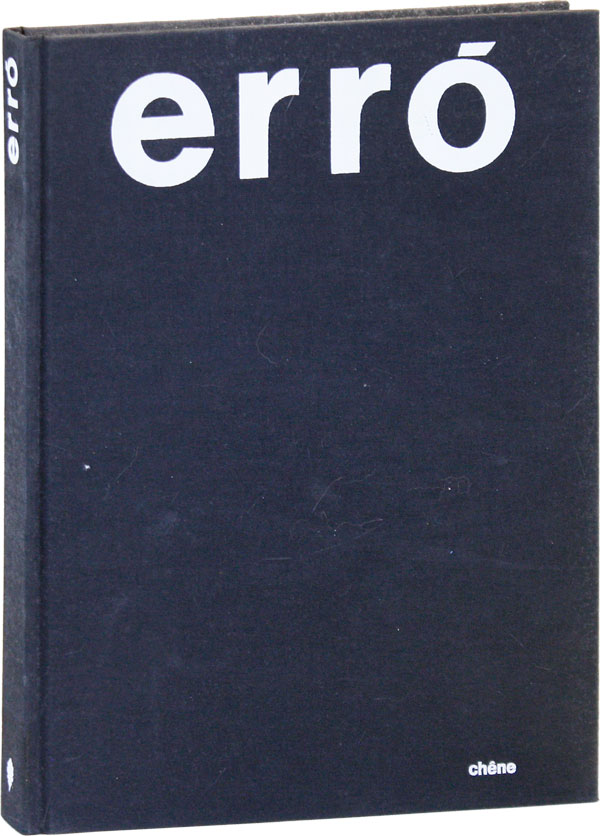 Erro. Catalogue General