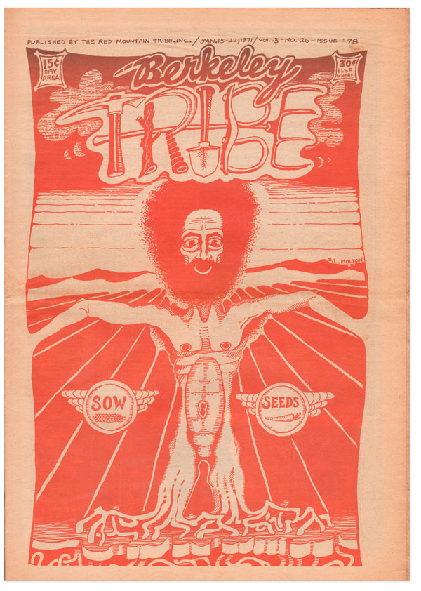 Berkeley Tribe - Vol.3, No.26 (January 15-22, 1971