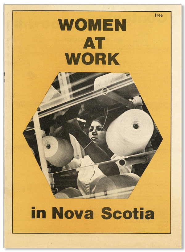 Women At Work in Nova Scotia