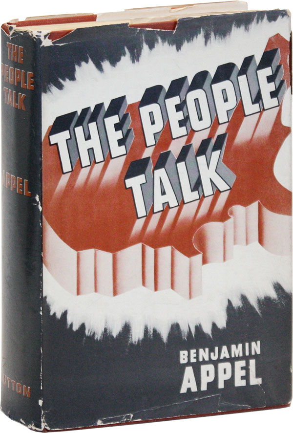 The People Talk. Benjamin APPEL