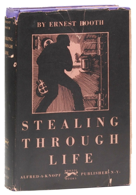 Stealing Through Life. Ernest BOOTH.
