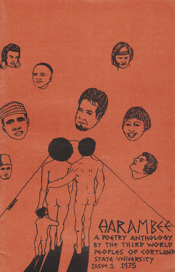 The Harambee Anthology of Poetry. Vol I, no 1 (Spring, 1975). Clifton E. MARSH, eds