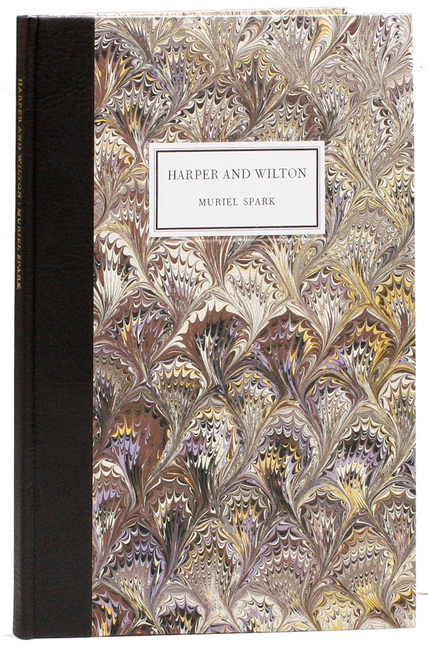 Harper and Wilton [Limited Signed Edition]. Muriel SPARK