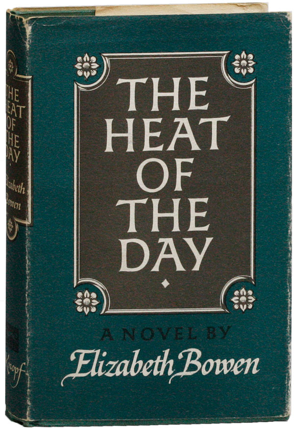The Heat of the Day [Limited Edition, Signed]. Elizabeth BOWEN