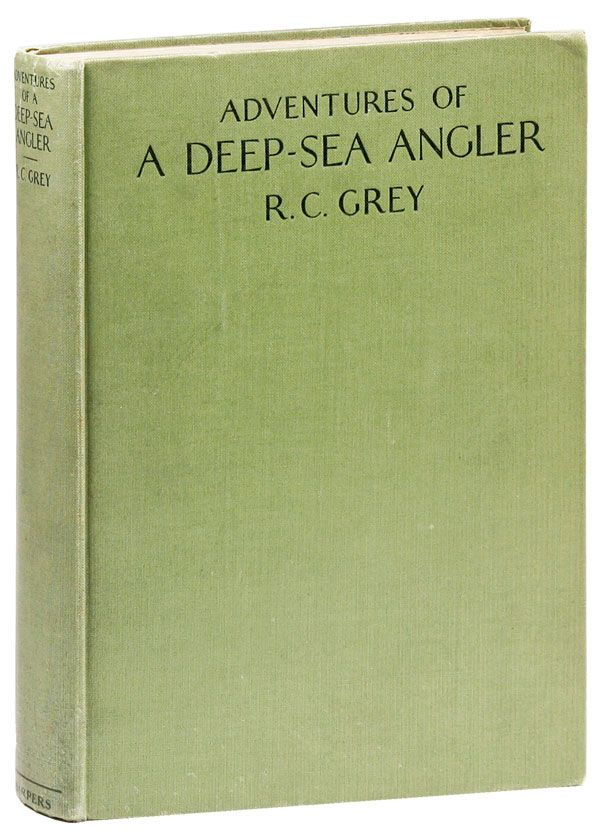 Adventures of a Deep-Sea Angler