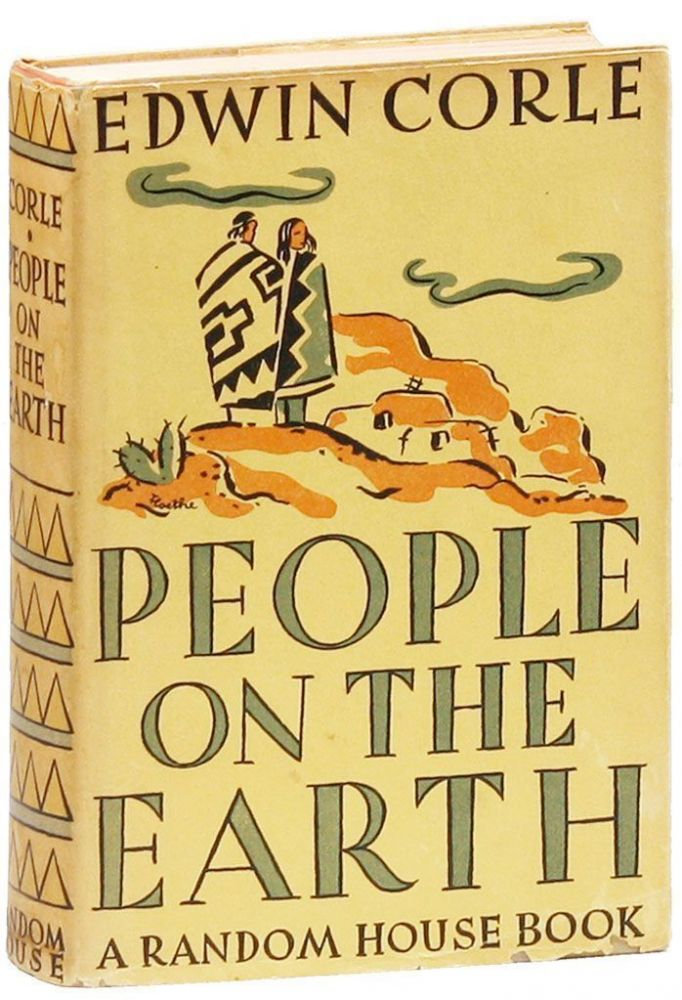 People on the Earth. Edwin CORLE.