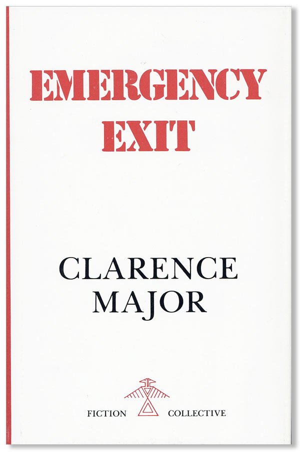 Emergency Exit. Clarence MAJOR