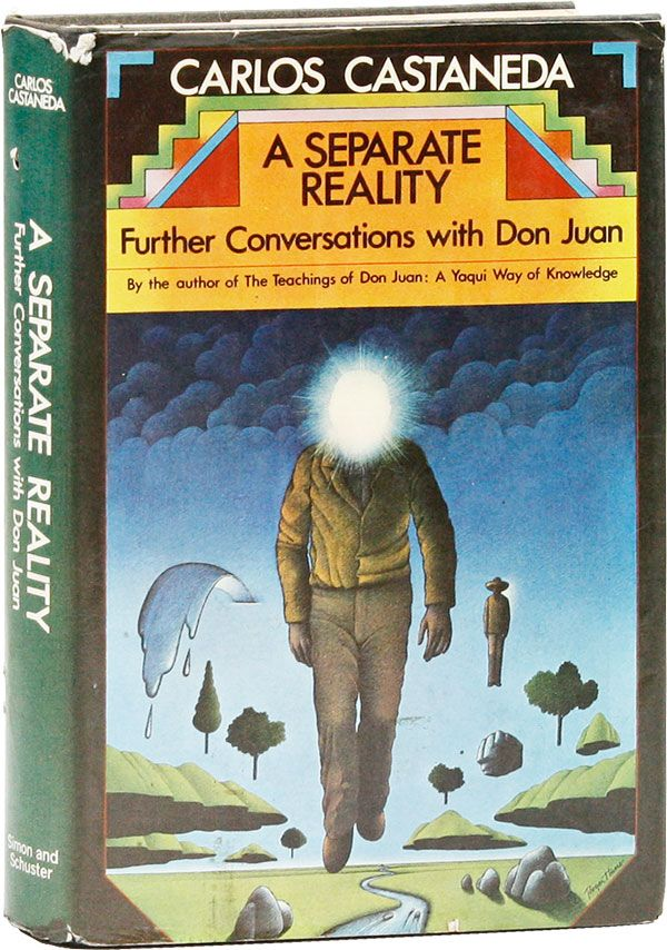 A Separate Reality: Further Conversations with Don Juan. Carlos CASTANEDA.