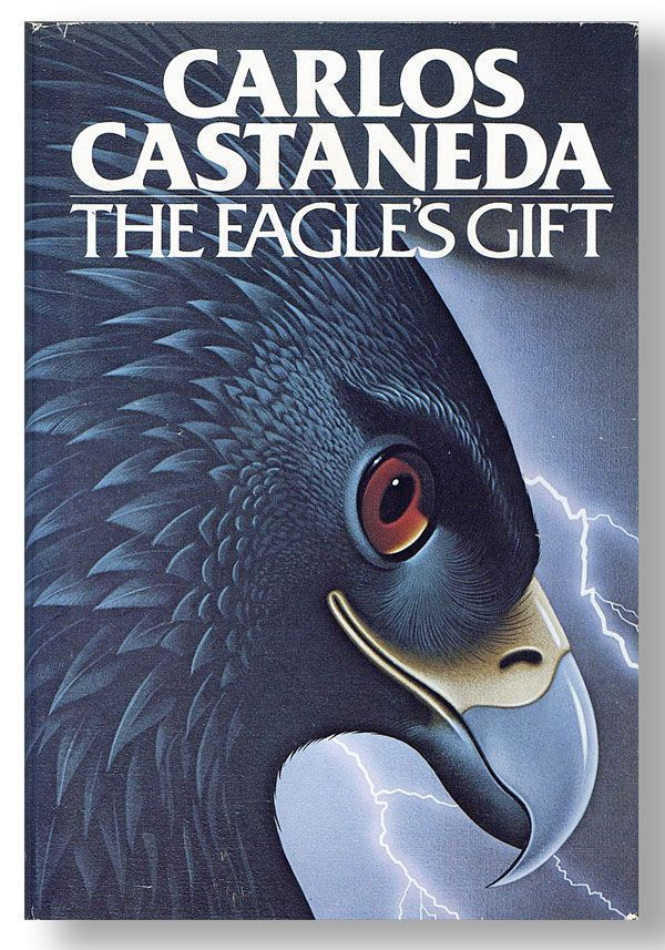 The Eagle's Gift. Carlos CASTANEDA.