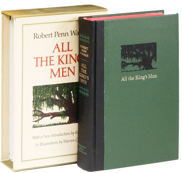 All the King's Men. With a New Introduction by the Author and Illustrations by Warren Chappell....