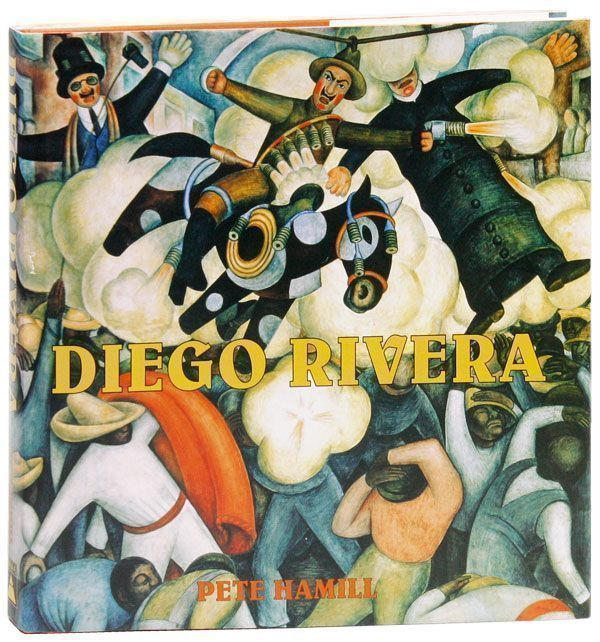Diego Rivera [Signed Bookplate Laid in]. Pete HAMILL