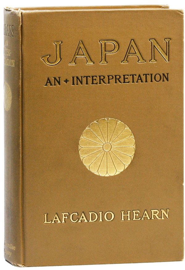 Japan: An Attempt at Interpretation. Lafcadio HEARN.