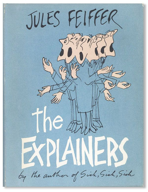 The Explainers. Jules FEIFFER.