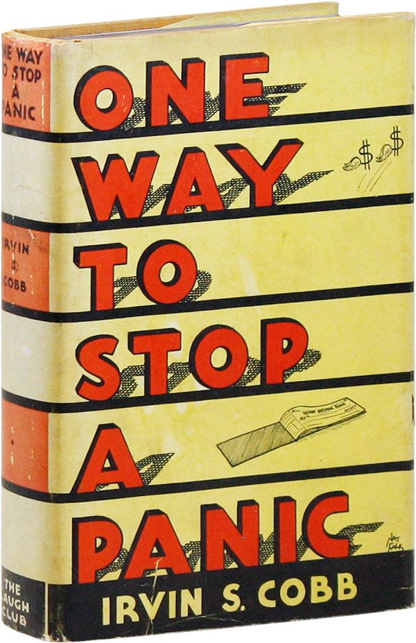 One Way to Stop a Panic. Irvin S. COBB